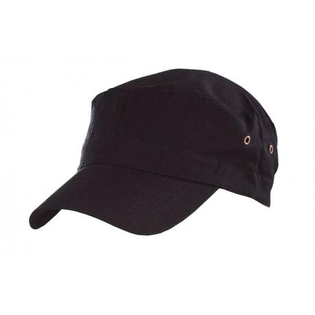 Czapka patrolówka Ranger czarna 100% bawełna Świat Kapeluszy